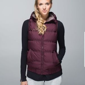 LULULENON Chilly Chill Puffer Vest Down Reversible